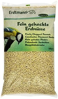 Erdtmann Finely Chopped Peanuts, 2.5 Kg by Christoph & Franz Erdtmann OHG
