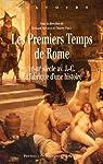 Les premiers temps de Rome par Mineo