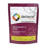 Para correr para Nutrición cafeína Endurance Fuel, 50 serving, Raspberry Buzz, 1