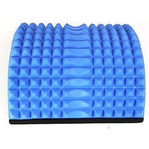 MSG schiena Telaio posteriore dispositivo di massaggio (Blu)