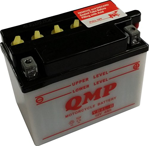 Batterie für APRILIA 50ccm SR50 Baujahr 2000-2001 (YB4L-B)