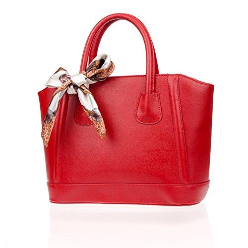 Rosso sposa/Borse tracolla/ pacchetto di moda sposa rosso/ pacchetto semplice da Damigella-A A