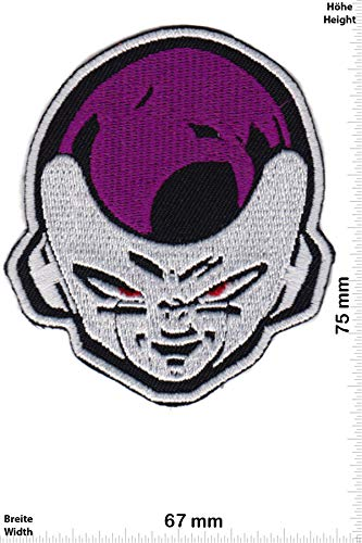 Patch Parches - Dragon Ball - Freezer - Cartoon - Dragon Ball - Parche Termoadhesivos Bordado Apliques