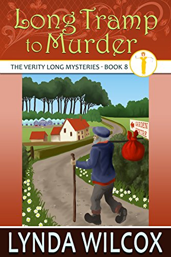 Long Tramp to Murder (The Verity Long Mysteries Book 8) by Lynda Wilcox