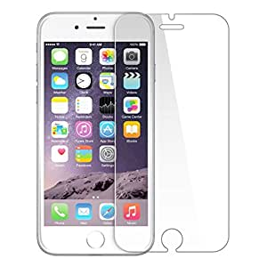 SNOOGG Pack of 3 Apple iPhone 6s (Rose Gold, 16GB)Full Body Tempered Glass Screen Protector [ Full Body Edge to Edge ] [ Anti Scratch ] [ 2.5D Round Edge] [HD View] – White