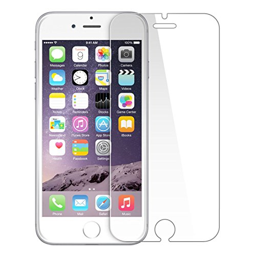 (Pack of 3)Mobile Accessories Gallary Premium Tempered Glass Protector for Apple Iphone 6 6s (3 TEMPRED GLASS)