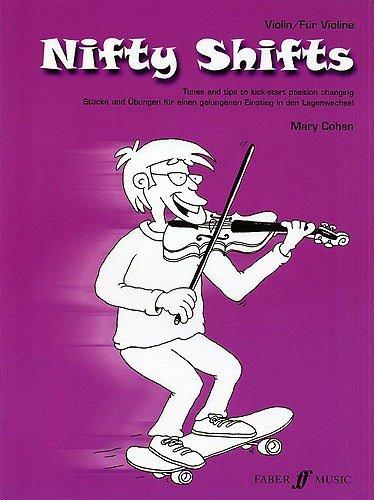 Preisvergleich Produktbild Mary Cohen: Nifty Shifts!. Für Violine