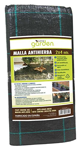 Little Garden by01090560382 – Maille, Couleur Noir