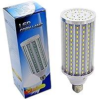 De alta potencia E27 bombilla LED 50 W 4000LM (equivalente a 300 W), no regulable, blanca fría 6000 - 6500 K, CA 85 - 265 V super brillante lámpar