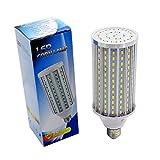 High Power E27 50 W LED Leuchtmittel 4000LM (300 W ähnlich), nicht dimmbar, kaltweiß 6000-6500 K, AC 85-265 V Super Bright Lampe