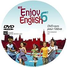 New Enjoy English 6e - DVD-rom élève de remplacement
