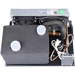 Portable Climatiseur micro de CC, réfrigérant de CC 12V 450W R134A, climatiseur puissant pour la voiture, système de refroidissement de climatiseur Micro DC Aircon