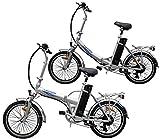 Ein Paar (2 Stk.) 20 Zoll SWEMO Alu Klapp E-Bike / Pedelec SW100 & SW200 Neu