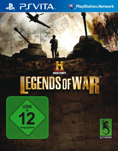 HISTORY: Legends of War - [PlayStation Vita] (Kommando-operationen)