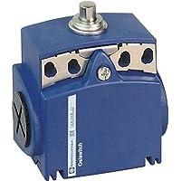 Schneider Electric XCKT2110P16 Limit Switch Xckt, Metal End Plunger, 1Nc+1No, Snap, M16