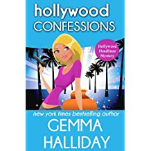 Hollywood Confessions (Hollywood Headlines Book 3) (English Edition)