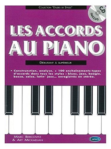 Les accords au piano - Débutant à Sup�...