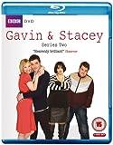 Gavin & Stacey - Series 2 [Blu-ray] [Region Free]