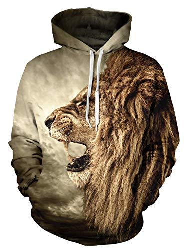3d Flag (Idgreativ 3D National Flag Print Hoodies Pullover Mit Kapuze Sweatshirts Jacken Mantel für Jungen Madchen)
