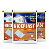 NICEPLAST Pain Relief Belladonna Plaster Patch For Back Shoulder Muscles Joint and Nerves