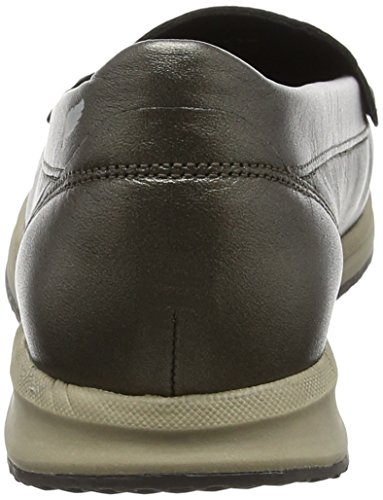 Geox D Avery C, Mocassini Donna Marrone (Taupe)