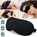 Vesgantti Sleep Mask Comfortable Shaped Eye Mask