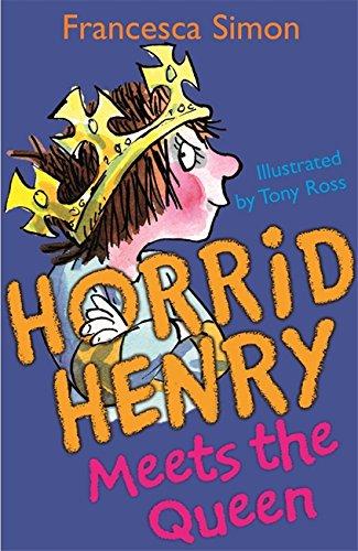 Horrid Henry Meets The Queen: Bk . 12