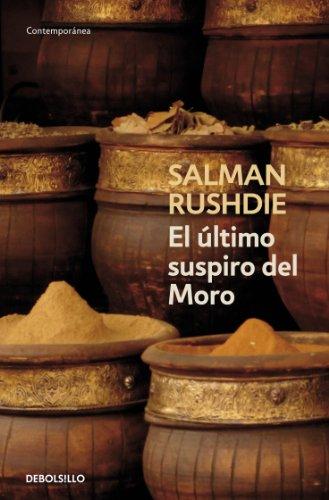 El último suspiro del Moro por Salman Rushdie