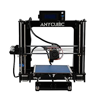 Anycubic Prusa I3 3D-Drucker LCD Bildschirm USB SD Karte 3D Printer DIY Kit Set