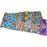 Happy 2nd Birthday Giant Party Wall Banner 3 Banners 2 Today Party Decoration