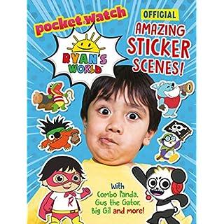 Ryan's World Amazing Sticker Scenes