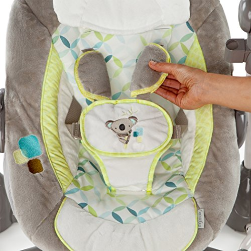 Ingenuity 60378 ConvertMe Swing2Seat Brighton Babywippe - 9