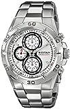 Titan Octane Chronograph White Dial Men'...