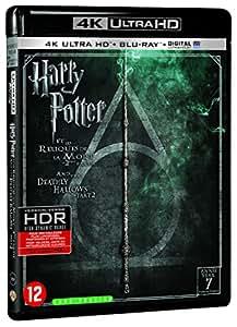 Harry Potter et les Reliques de la Mort - 2ème partie [4K Ultra HD + Blu-ray + Copie Digitale UltraViolet]