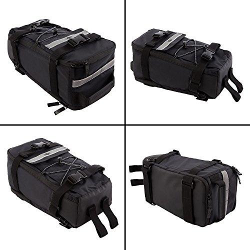 BTR Deluxe fahrradtasche gepäckträger wasserdicht - 6