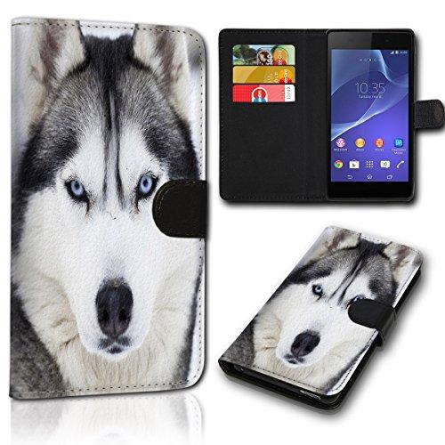 Book Style Wiko U Pulse Tasche Flip Brieftasche Handy Hülle Kartenfächer für Wiko U Pulse - Design Flip SVH1105