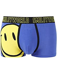Pomm'poire - Boxer imprimé Big Smile by Smiley - Homme