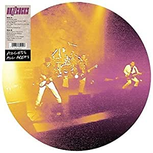 Access All Areas: Buzzcocks Live 1990 (Picture Disc) [VINYL]