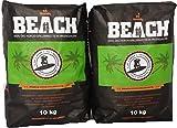 20 Kg Beach Kokos Grill Briketts von BlackSellig reine Kokosnussschalen Grillkohle - perfekte Profiqualität - versandkostenfrei!!!!!