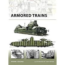 Armored Trains (New Vanguard, Band 140)