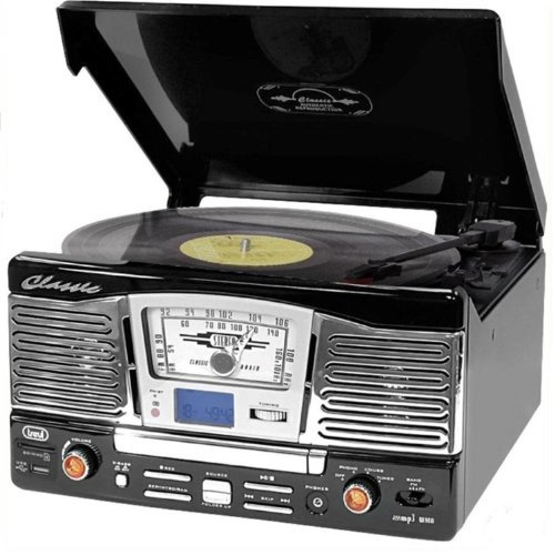 Trevi TT 1065 impianto stereo retrò
