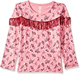 612 League Girls' Floral Regular Fit Long Sleeve Top