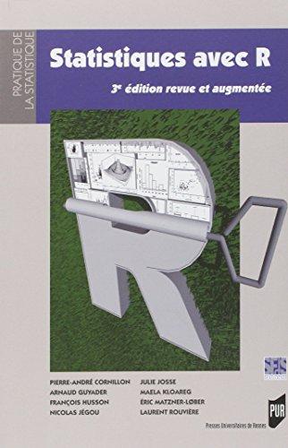 Statistiques avec R par Pierre-André Cornillon