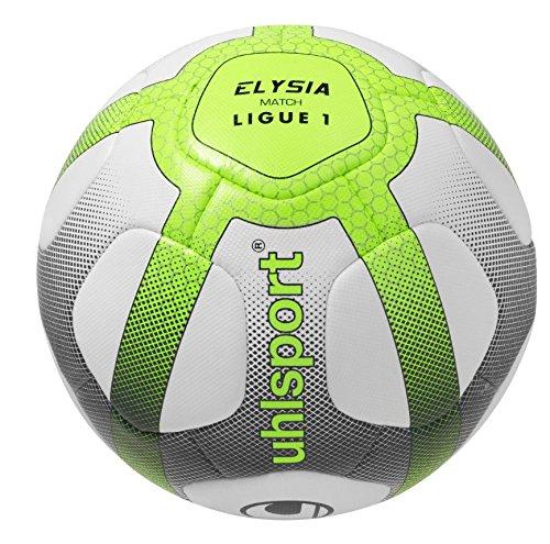 Pallone da calcio Elysia Match–LFP–Ligue 1–Collezione ufficiale uhlsport