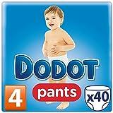 Dodot - Pack de 40 pañales, talla 4, 8-15 kg