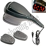 #8: Selcouth Muntifunctional Muscles Relief Fat Burning Electric Infrared Laser Vibrator Body Massager Face Neck Facial Beauty Care Massager Vibrator Therapy