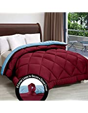 Cloth Fusion Pacifier 2nd Generation 200GSM Microfiber Reversible AC Comforter