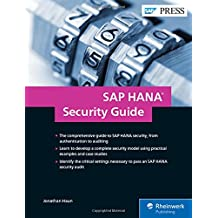 SAP HANA Security Guide (SAP PRESS: englisch)