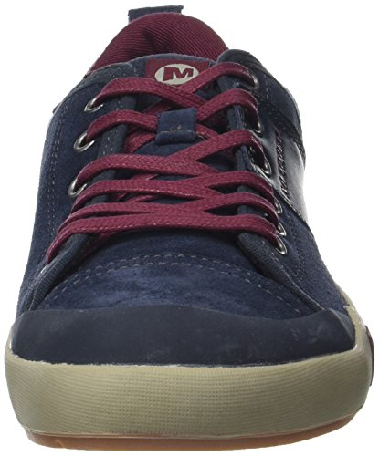 Merrell Rant Dash, Baskets Basses Homme Bleu (Navy)