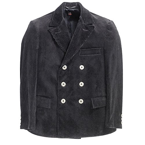 Fhb 2066748 - Artificiale 50014-20-24 lavoro giacca nera, nero